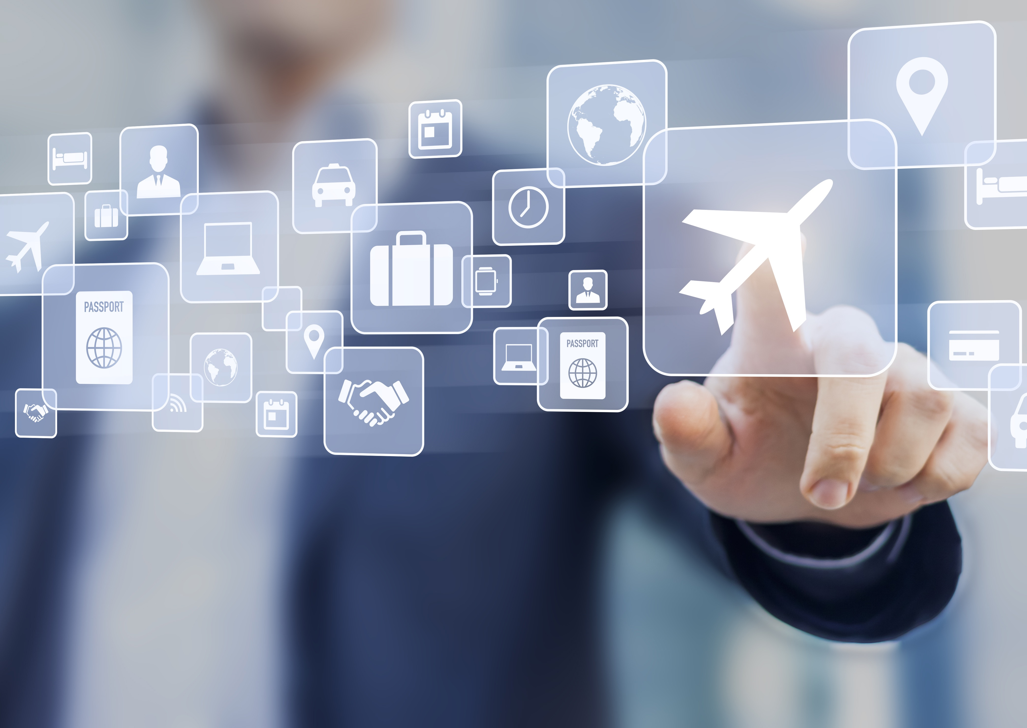 5 Ways a Virtual Assistant Takes the Stress Out of Business Travel